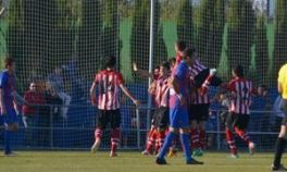 El Bilbao Athletic encarrila el play-off